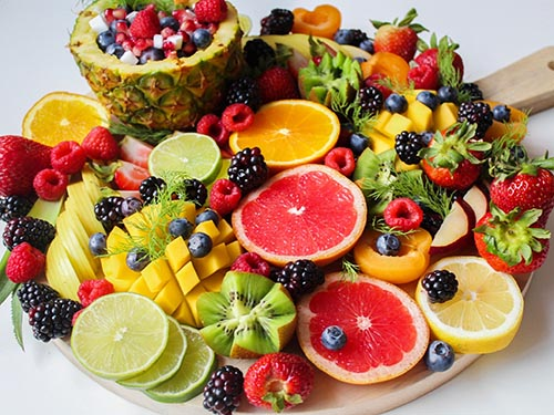 healthy fruit detox